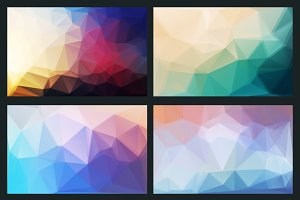 vector abstract background in modern
