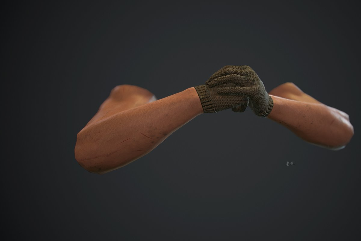 Animated FPS Hands v3.0