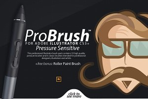 ProBrush™ PS + Bonus Brushes