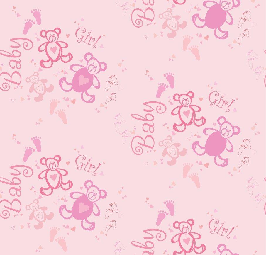 Baby Girl Wallpaper: Baby Seamless Pattern