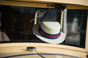 Hat on Wheel 2