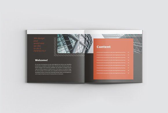 The Project Company Profile in Magazine Templates - product preview 2