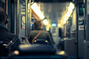 Tram Scene II