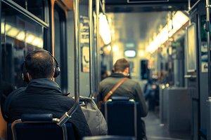 Tram Scene III