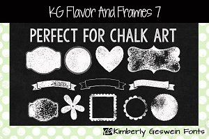 KG Flavor And Frames Seven