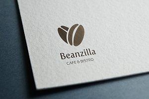 Beanzilla - Logo
