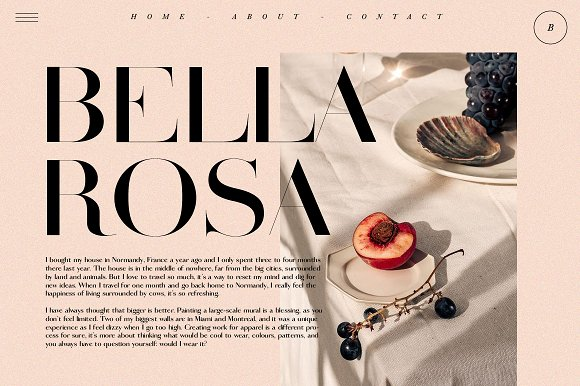 SAGE - Serif Font in Serif Fonts - product preview 4