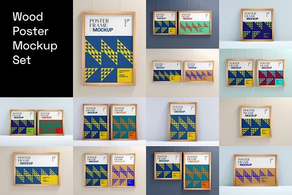 Advertising Mockup Bundle in Print Mockups - product preview 8