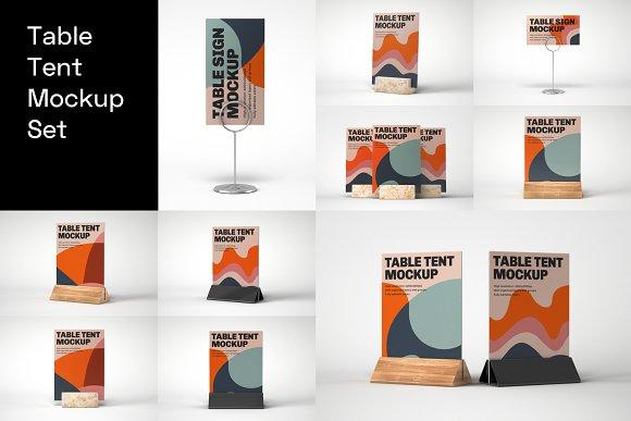 Advertising Mockup Bundle in Print Mockups - product preview 9