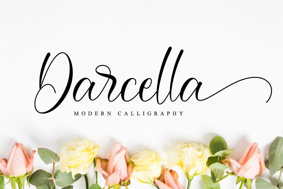 Darcella Script