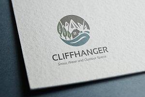 Cliffhanger - Logo