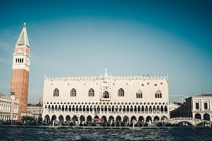 Piazza San Marco with Doge's Palace