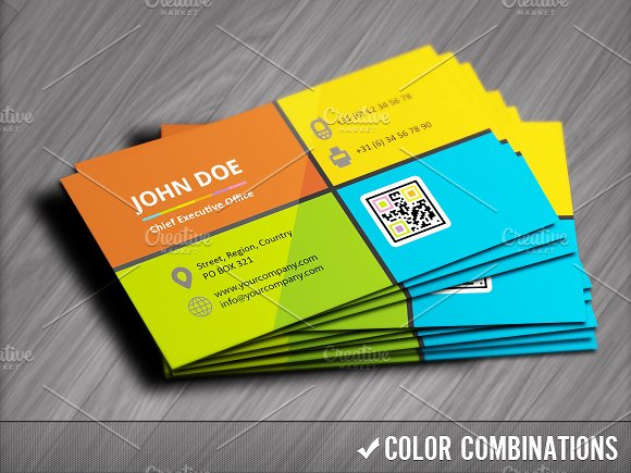 Metro style flat business cards business card templates creative metro style flat business cards business card templates creative market colourmoves Choice Image