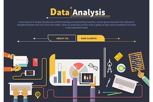 Data collection. Analysis