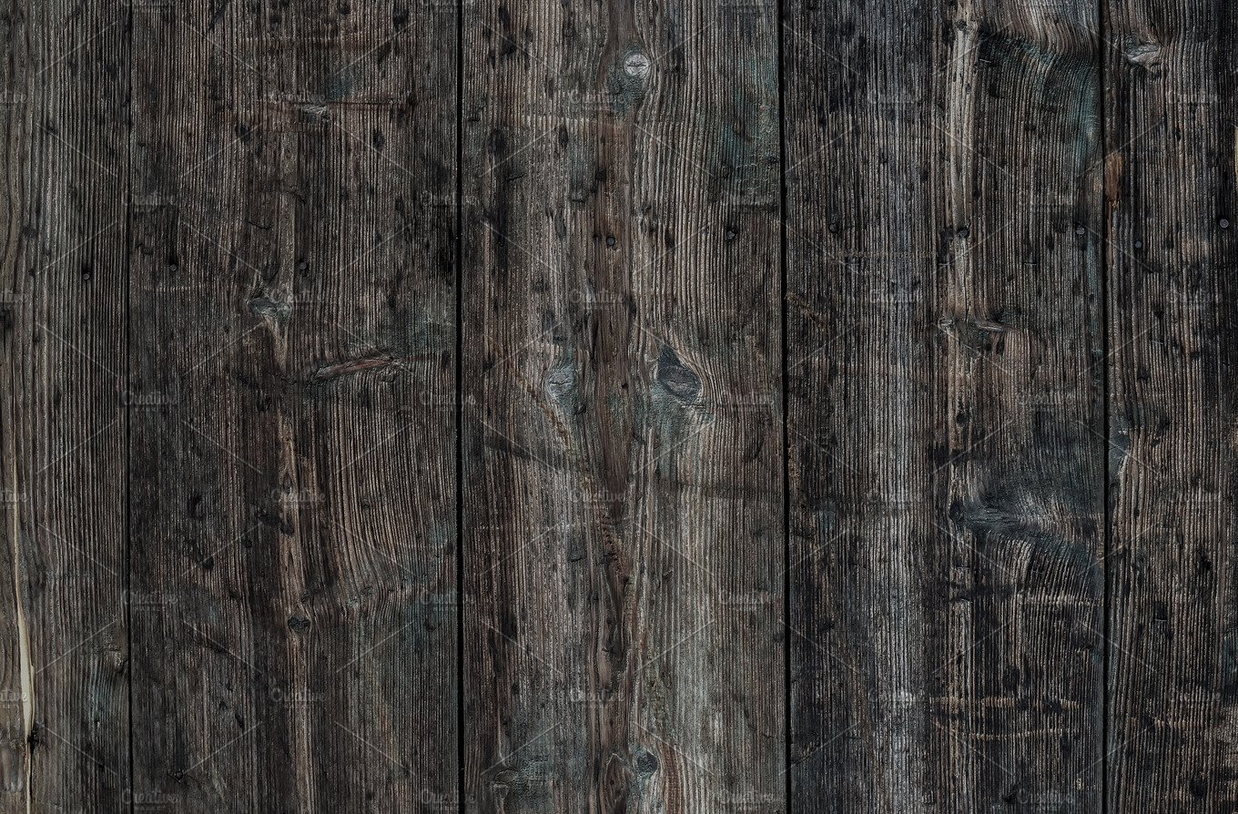 Dark Weathered Old Wooden Texture Abstract Photos Creative Market