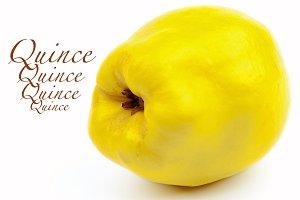 Perfect Ripe Quince