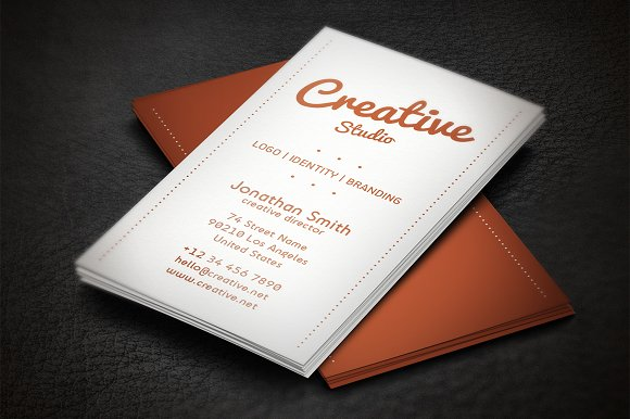20 clean and minimal business cards that stand out creative market minimalistic business card colourmoves