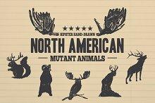 North American Mutant Animals