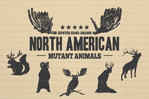North American Mutant Animals