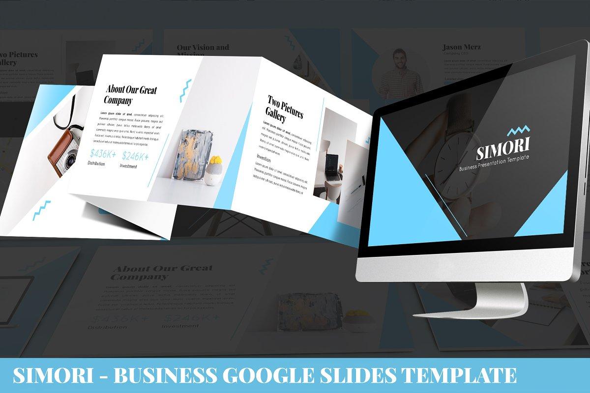 Simori - Business Google Slides