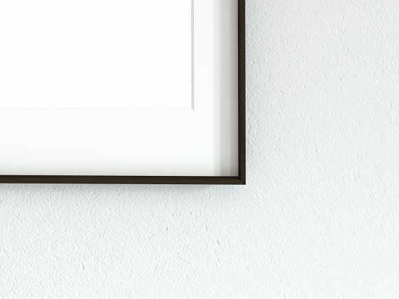 Frame Mockup Din A in Print Mockups - product preview 3