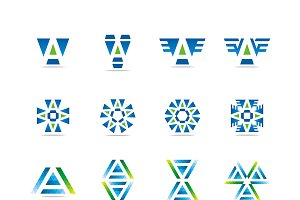 Graphic Vector suitable for Logo #4