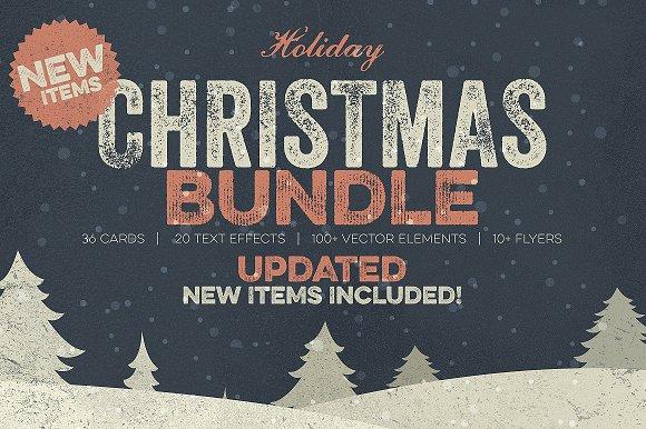 Christmas Bundle - Graphics
