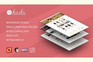 Kada-WooCommerce WordPress Theme