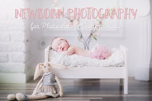 Essential Newborn Photoshop Actions
