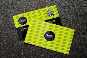 Clean & Modern Business Card