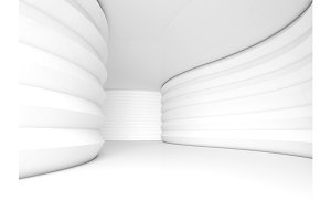 Abstract White Space