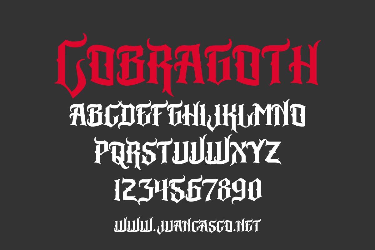 Cobra Goth