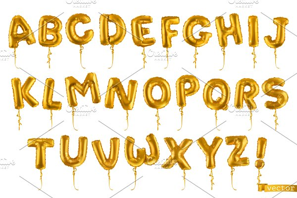 Alphabet, letters, font, vector icon