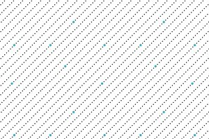 Dotted seamless pattern. Vector.