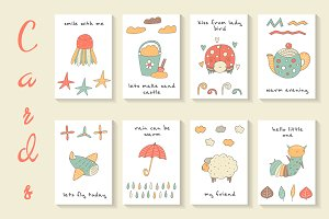 Cute Postcards