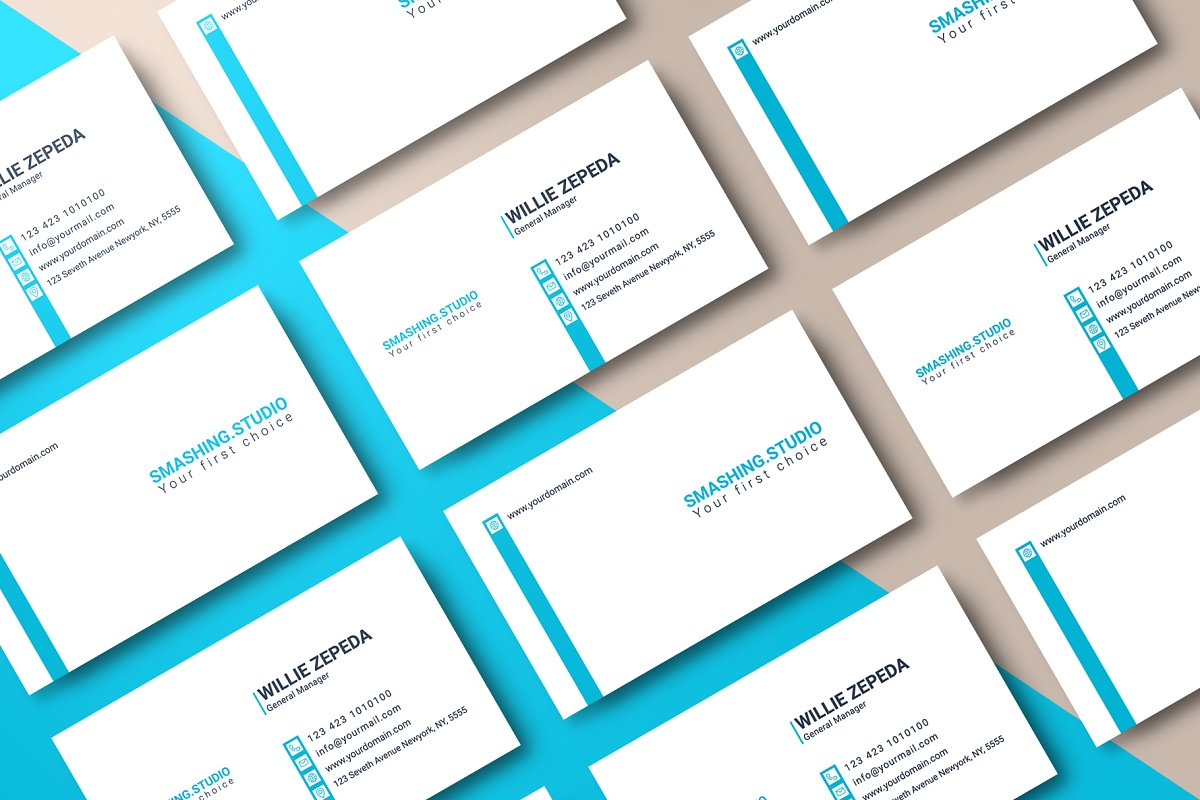 Creative Studio Business Card