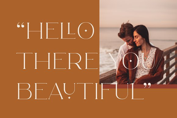 Royale Luxurious Typeface + LOGOS in Serif Fonts - product preview 5