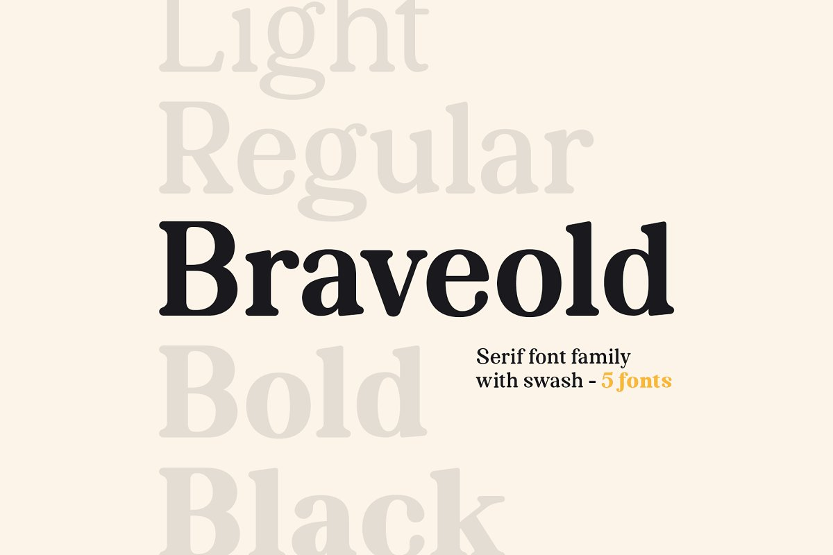 Braveold - Intro Sale 70% Off