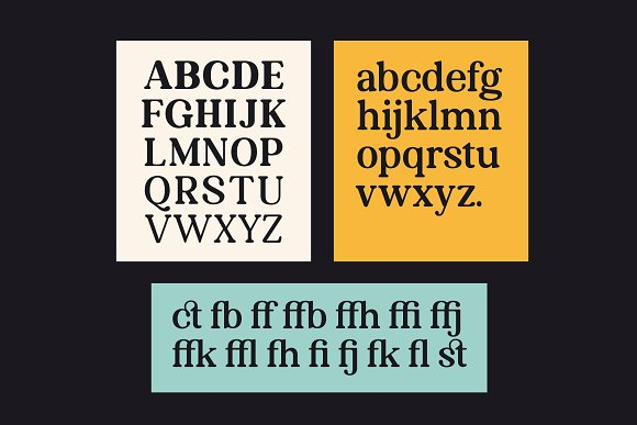 Braveold - Intro Sale 70% Off in Serif Fonts - product preview 10