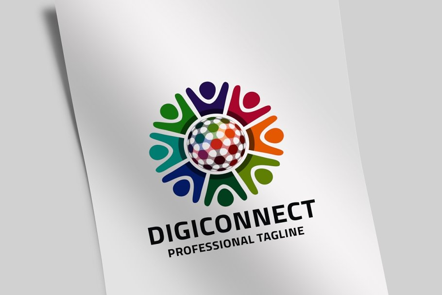 Digital Connect Logo