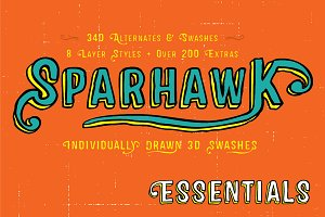 Sparhawk Essentials