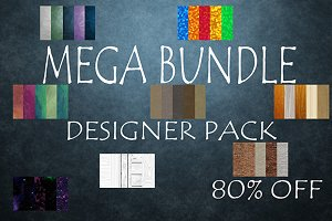 Mega bundle backgrounds