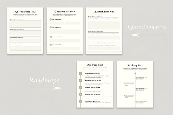 Course Creator Workbook | Lafayette in Magazine Templates - product preview 6