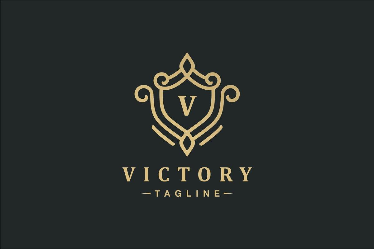 Victory Crest Logo