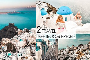 travel lightroom preset