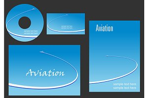 Template elements for Aviation desig