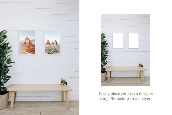 Light & Airy Mockup Bundle in Scene Creator Mockups - product preview 2