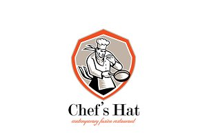 Chef Hat Contemporary Fusion Restaur