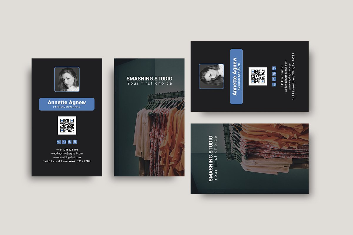 Fima Fashion Business Card Vol.2