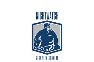Nightwatch Security Service Logo